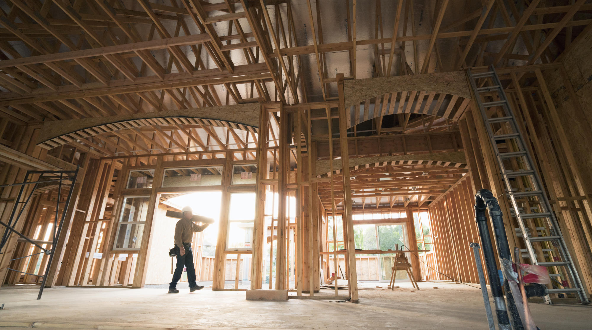 Historic shortage of homes for sale fueled by builders' supply chain woes