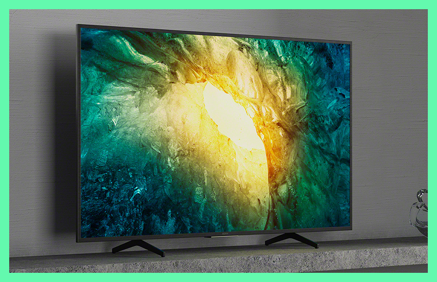 This Sony 75-inch 4K Ultra HD LED TV (X750H) is $402 off. (Photo: Amazon)