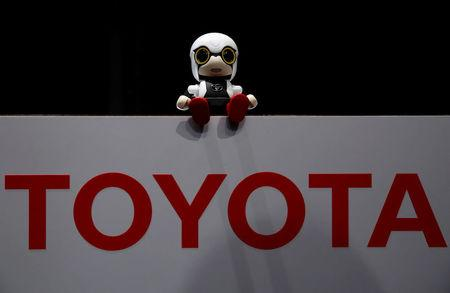 Toyota has created a robot it hopes will spark maternal instincts