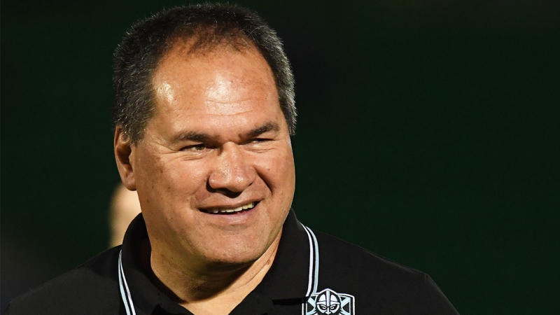 """Dave Rennie said it was an """"easy decision"""" when deciding to coach the Wallabies. (Getty Images)"""