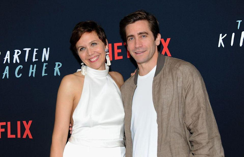 <p>In case the exact same last names weren't a giveaway, Maggie and Jake Gyllenhaal are actually famous sibs. </p>
