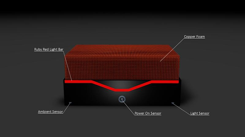 Ingenious new PC uses copper foam as a revolutionary cooling
