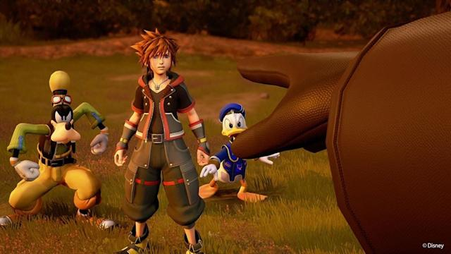 After years of anticipation 'Kingdom Hearts III' will land on consoles in 2018. As long as it's not delayed … again.