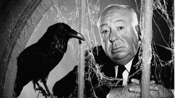 PHOTO: Director Alfred Hitchcock (1899 - 1980) in 1955. (CBS Photo Archives/Getty Images)
