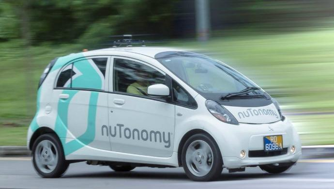 Soon You Will Be Able To Ride In A Robo Taxi Nutonomy