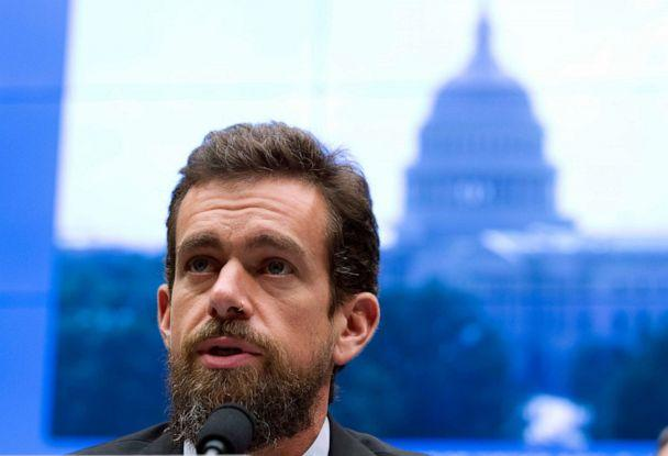 PHOTO: In this Sept. 5, 2018, file photo Twitter CEO Jack Dorsey testifies before the House Energy and Commerce Committee in Washington. (Jose Luis Magana/AP, File)