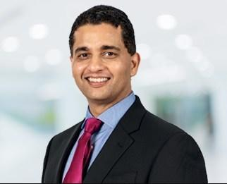 Suman Narayan, Senior Vice President, Semiconductors and Medical Technologies and Healthcare, Cyient