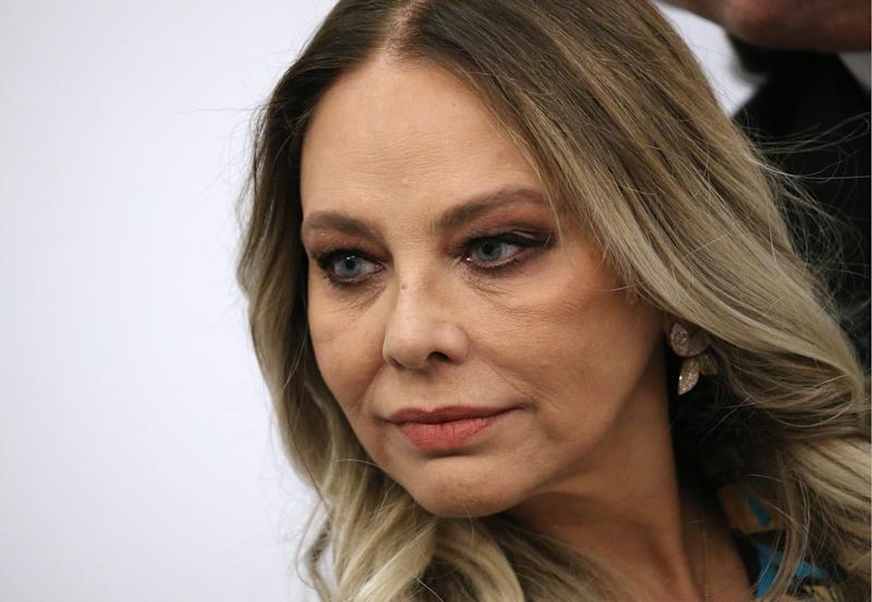 Ornella Muti (Photo by Artyom Geodakyan\TASS via Getty Images)