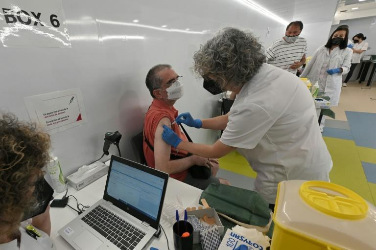 To date, Spain's vaccine campaign has largely focused on the elderly and the vulnerable