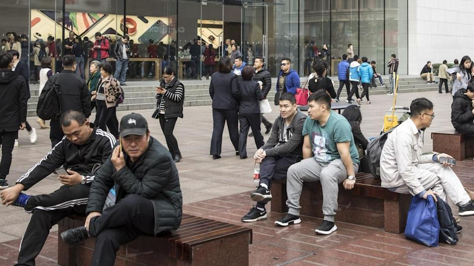 Chinese in disbelief that a US$295 monthly salary makes them 'middle class'