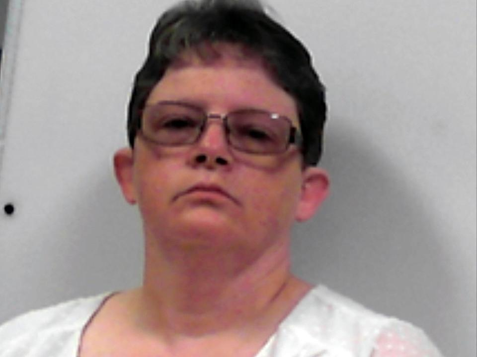 Reta Mays was sentenced to seven consecutive life sentences plus 20 years after pleading guilty to seven counts of second-degree murder.  (West Virginia Regional Jail and Correctional Facility Authority via AP)