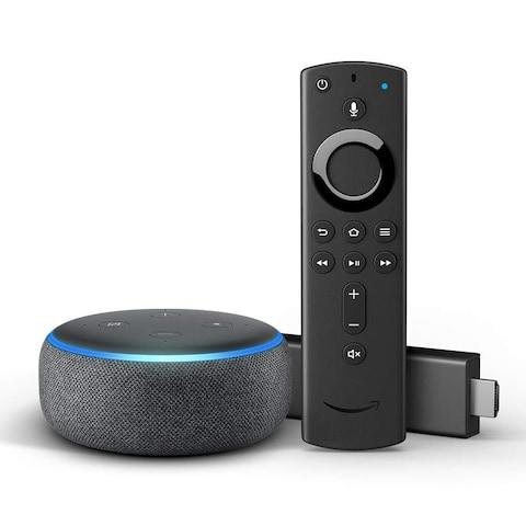 Fire stick and Echo Dot