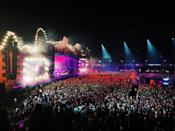 "<p><a href=""https://untold.com/chapter3"" rel=""nofollow noopener"" target=""_blank"" data-ylk=""slk:Untold festival"" class=""link rapid-noclick-resp"">Untold festival</a> brought together over 300,000 people, with a budget of over 4 million euros. It's the biggest festival in Romania and its latest edition was just two years ago. It gets bigger and better each year and some of the names that performed here are Faithless, Tom Odell, ATB, Dimitri Vegas & Like Mike, Avicii, Armin van Buuren and David Guetta. [Photo credit: Christian Vadan
