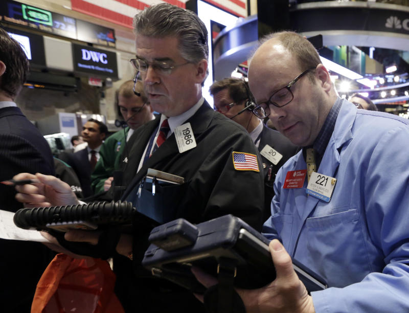 Futures higher in wake of Dow's worst day in 2013
