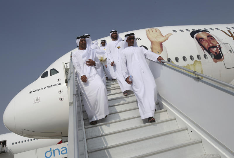 Image result for Dubai airshow deal