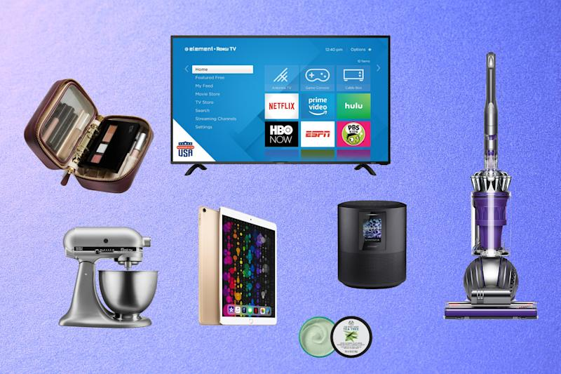 The best deals of this week include home, entertainment and self-care essentials. (Photo: Amazon, Walmart, Bluemercury, Ulta)