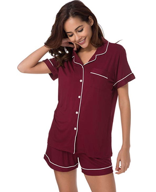 SIORO Pajamas for Women via Amazon