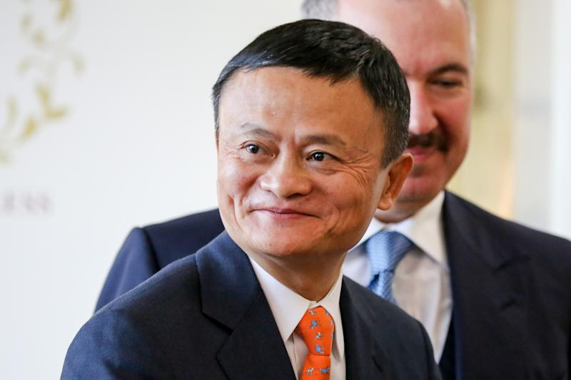 Alibaba Shows Signs of Strain as China's Economy Shudders