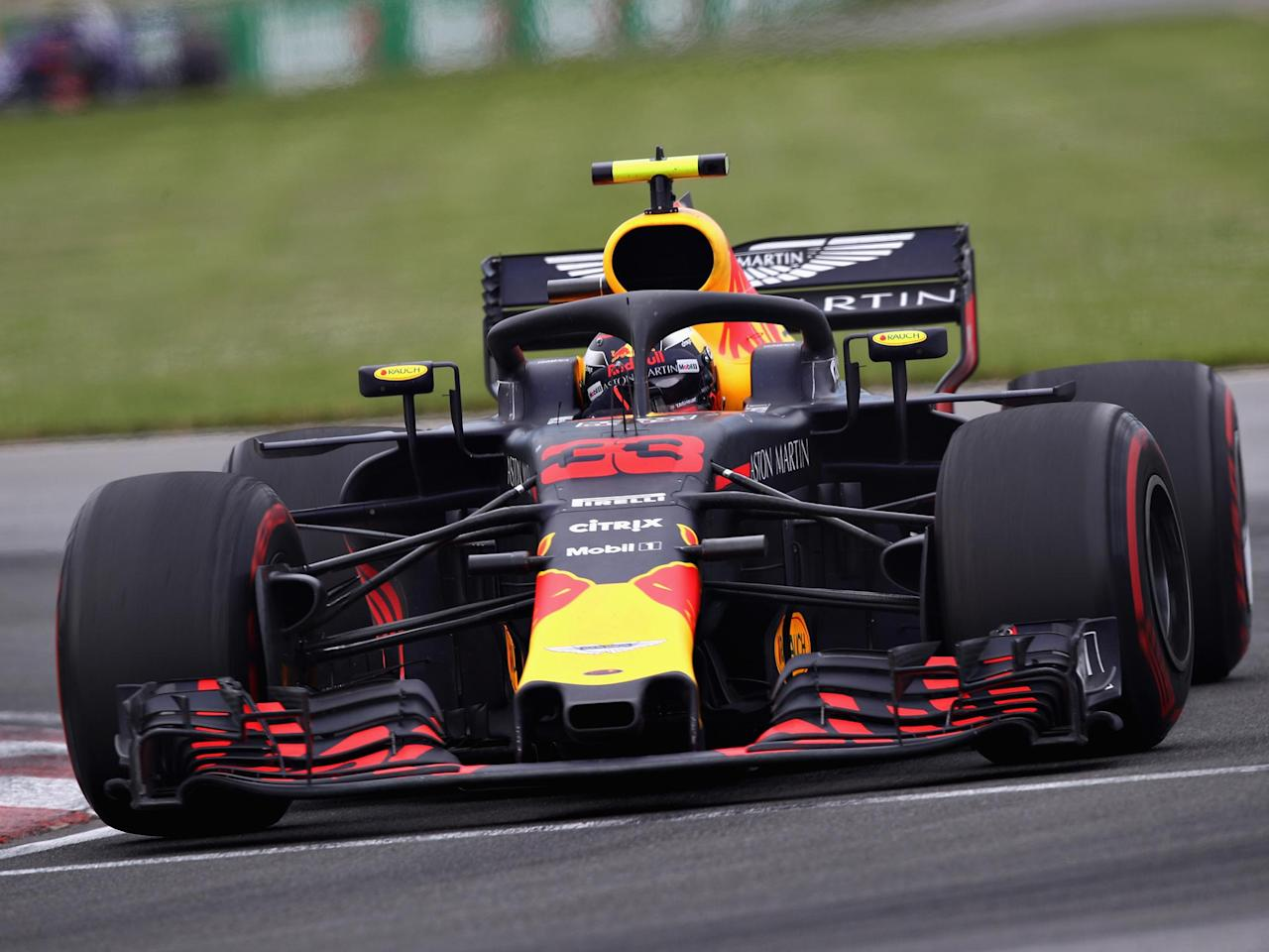 Red Bull agree to use Honda engines from 2019 F1 season to end 12-year deal with Renault