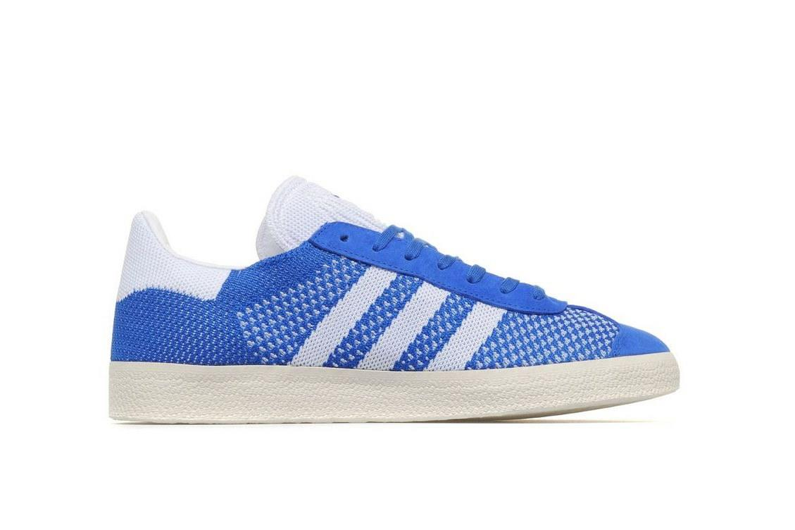 "<p>The Adidas Gazelle was one of the most popular shoes of 2016, and will continue to be in 2017 thanks to this awesome, breathable, Primeknit-equipped version.</p><p><em>$110, buy now at <a rel=""nofollow"" href=""https://www.jdsports.co.uk/product/blue-adidas-originals-gazelle-primeknit/263429?mbid=synd_yahoostyle"">jdsports.com</a></em></p>"