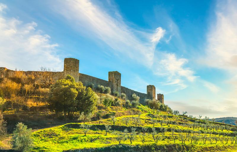 Monteriggioni  (Photo: StevanZZ via Getty Images)