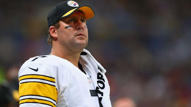 """The Steelers quarterback said he was sorry he let """"some negative things"""" said about him cool his relationship with Findlay, Ohio."""