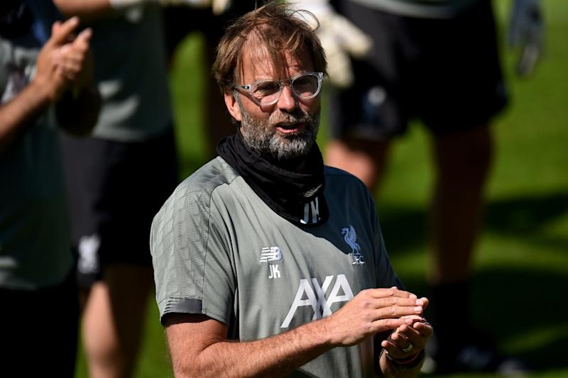 Dream is to Have a Team Full of Scousers, Says Liverpool Boss Klopp