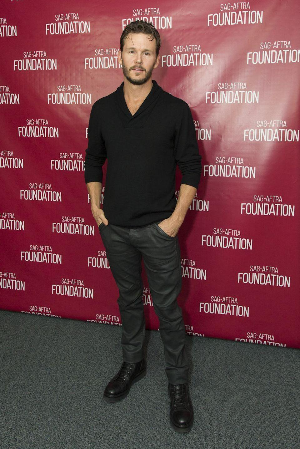 <p>Yes, Kwanten once made the ladies swoon as Sookie's brother on HBO's <em>True Blood</em>. What helps his case even further is his real-life Australian accent. </p>