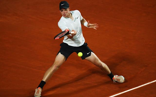 Kyle Edmund - Getty Images Europe