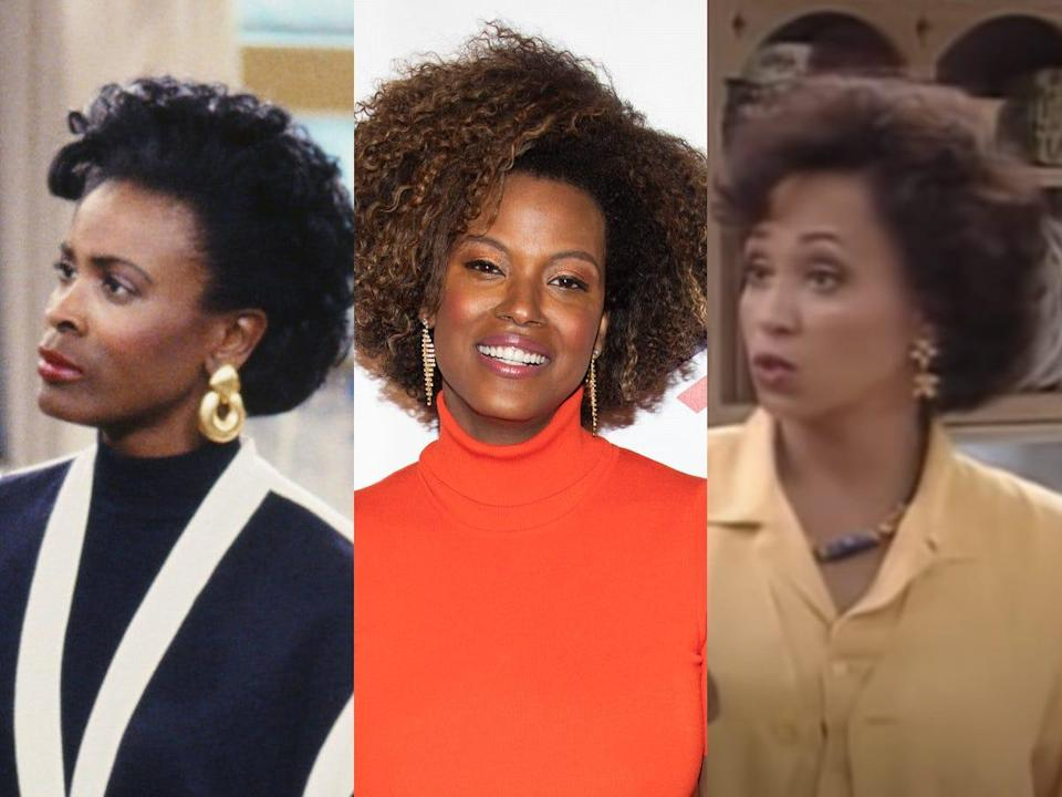 """Cassandra Freeman will play the role of Aunt Viv on the """"Fresh Prince"""" reboot. Janet Hubert and Daphne Maxwell Reid previously played the character."""