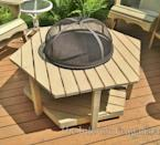 """<p>If space is at a premium in your backyard, build yourself this nifty fire bowl table, made to fit on a deck or patio. But be aware you should only use gel burners or small eco logs with it.</p><p><strong>Get the tutorial at <a href=""""https://www.interiorfrugalista.com/2013/07/diy-adirondack-fire-bowl-table.html"""" rel=""""nofollow noopener"""" target=""""_blank"""" data-ylk=""""slk:Interior Frugalista"""" class=""""link rapid-noclick-resp"""">Interior Frugalista</a>.</strong></p><p><a class=""""link rapid-noclick-resp"""" href=""""https://www.amazon.com/DEWALT-10-Inch-2-Inch-Capacity-DWE7491RS/dp/B00F2CGXGG/ref=zg_bs_552962_1?_encoding=UTF8&psc=1&refRID=04H09JG4S4GT9EHMY130&tag=syn-yahoo-20&ascsubtag=%5Bartid%7C10050.g.31966151%5Bsrc%7Cyahoo-us"""" rel=""""nofollow noopener"""" target=""""_blank"""" data-ylk=""""slk:SHOP TABLE SAWS"""">SHOP TABLE SAWS</a></p>"""