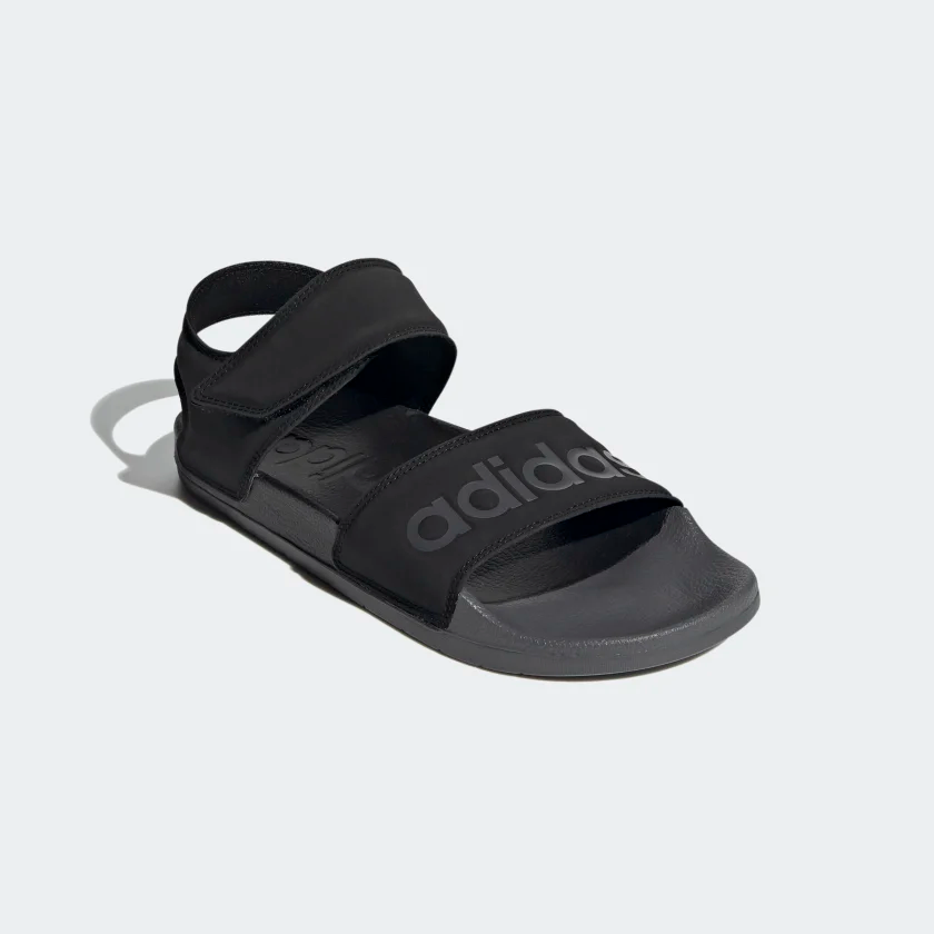 """<br><br><strong>Adidas</strong> Adilette Sandals, $, available at <a href=""""https://go.skimresources.com/?id=30283X879131&url=https%3A%2F%2Fwww.adidas.com%2Fus%2Fadilette-sandals%2FFY8649.html"""" rel=""""nofollow noopener"""" target=""""_blank"""" data-ylk=""""slk:Adidas"""" class=""""link rapid-noclick-resp"""">Adidas</a>"""
