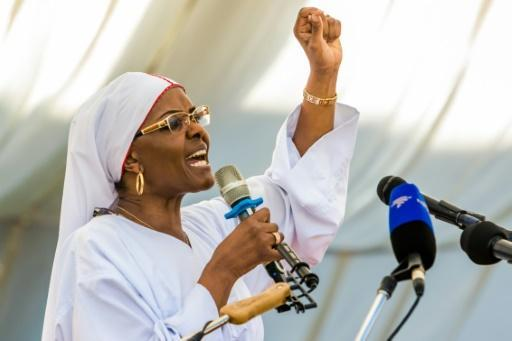 <p>Fall from Grace: Mugabe's wife was his weakness</p>