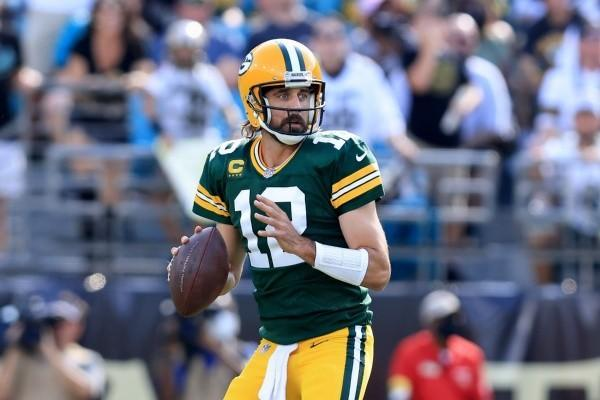 Aaron Rodgers (Foto: Getty Images).