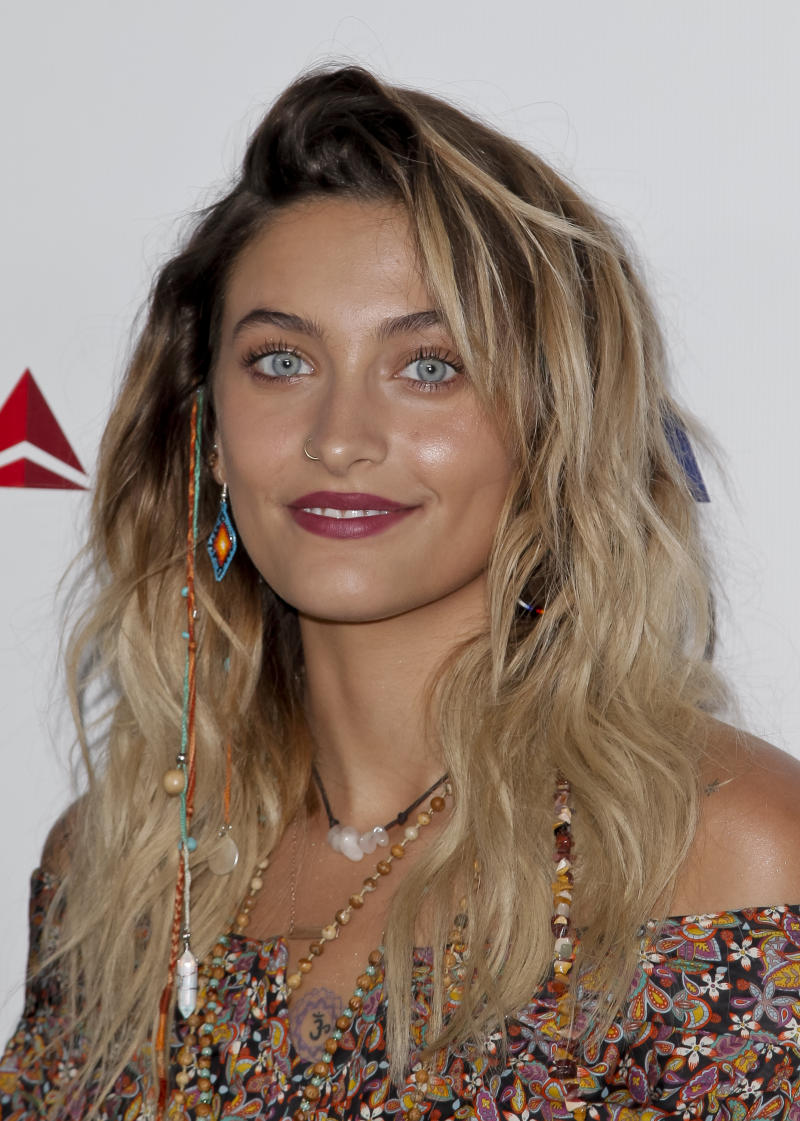 Paris Jackson naked (43 photos), young Tits, Twitter, panties 2016