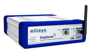 Ellisys Announces Support for Upcoming Bluetooth 4 1 Standard