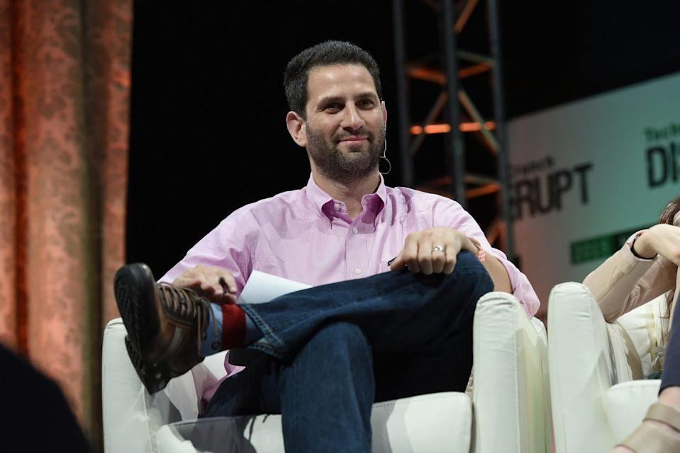 Homebrew partner and founder Hunter Walk. Source: Noam Galai/Getty Images for TechCrunch