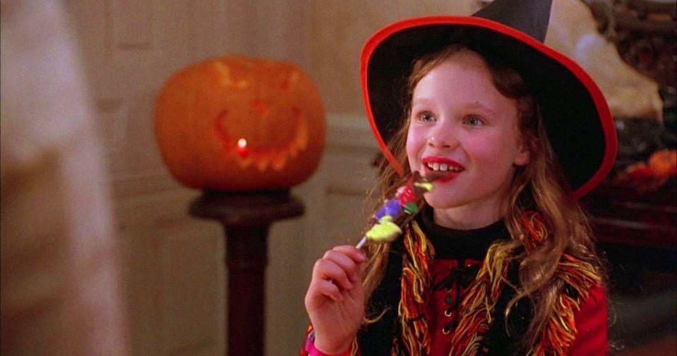 <p>Little Dani might have grown up since Hocus Pocus, but what's she up to now? </p>