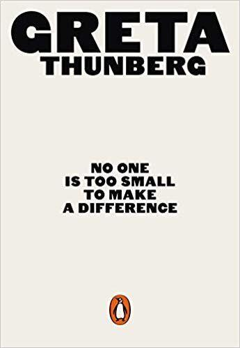 """<a href=""""https://amzn.to/2Ykim2w"""" target=""""_blank"""" rel=""""noopener noreferrer"""">No One Is Too Small to Make a Difference by Greta Thunberg, Amazon</a>, &pound;2.49 (Photo: Greta Thunberg/Amazon)"""