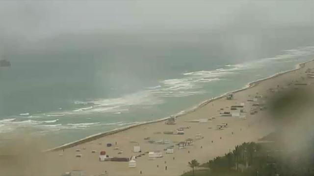 Preparations are under way along the Gulf Coast ahead of the first named storm of the season, Alberto. Chief meteorologist at CBS Miami station WFOR Craig Setzer has the latest.