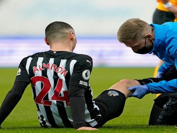 Newcastle United's Miguel Almiron (Photo/ Newcastle United Twitter)