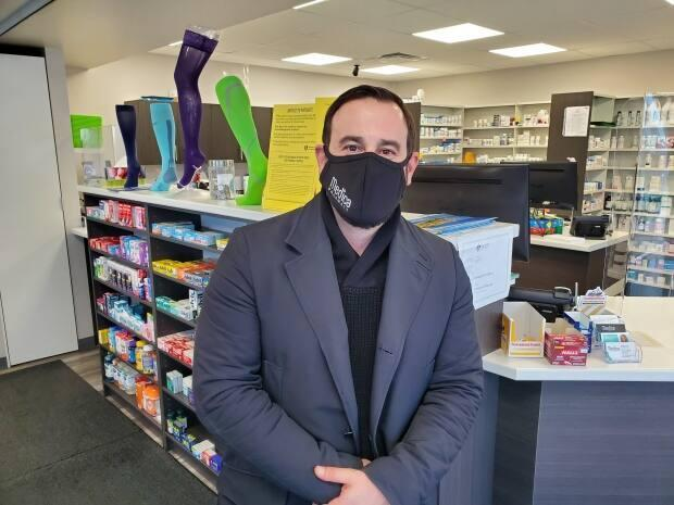 Francesco Vella, the owner of Medica Pharmacy, said if his store is selected, he will be extending hours to ensure he can assist as many patients as possible.