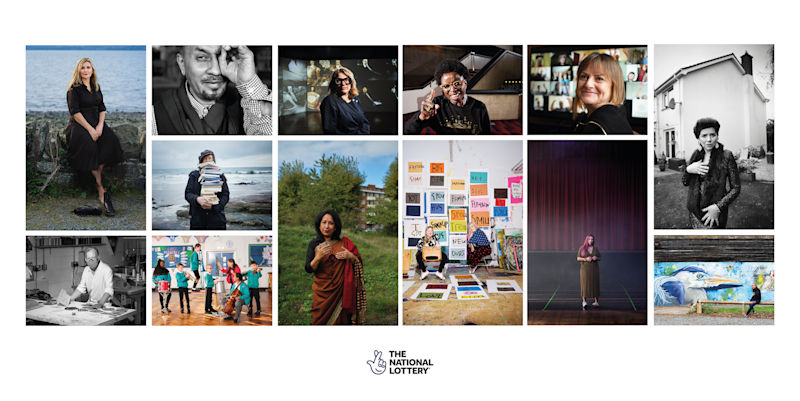 Leading photographer Christopher Floyd will design the 13 portraits for the 'The National Lottery's 2020 Portraits of the People' collection
