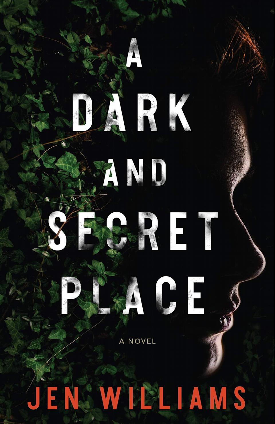 <p><span><strong>A Dark and Secret Place</strong></span> by Jen Williams is a twisty thriller about mothers and daughters, and the secrets they keep. In the wake of her mother's suicide, Heather Evans returns home to discover her mom had been corresponding with a notorious serial killer for years. What's even more concerning is that even though the killer is still behind bars, someone seems to be copying his ritualistic murders. </p> <p><em>Out June 8</em></p>