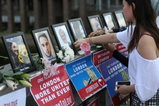 "The eight victims represented five nationalities -- ""a reflection of our great cosmopolitan capital, whose energy and values bring together people from across the world,"" May said"
