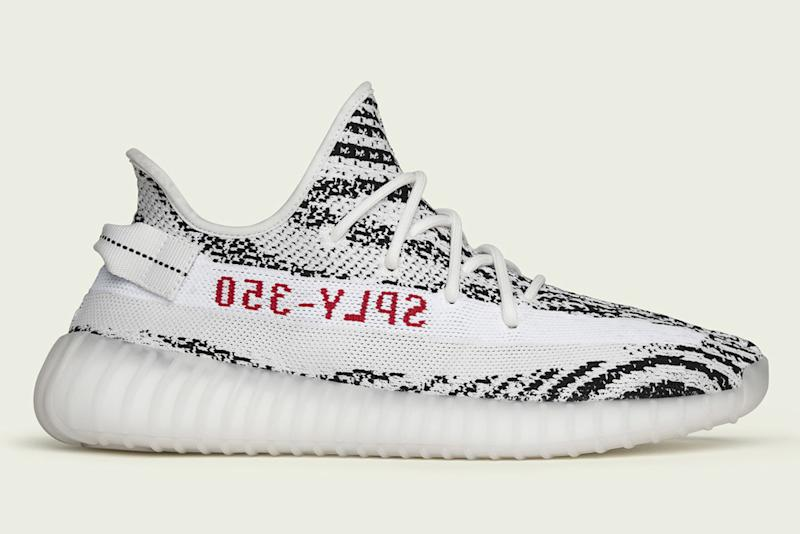 outlet store b341f 0673d Extra Butter Is Making Buying the Yeezy 'Zebra' Rerelease ...