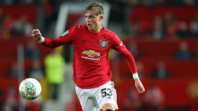 Brandon Williams looks set to be at Manchester United until at least 2022 after signing a new contract.