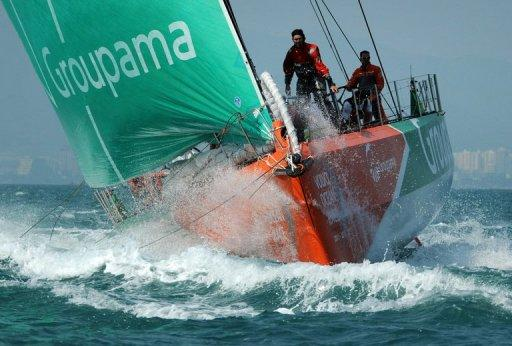 French team Groupama