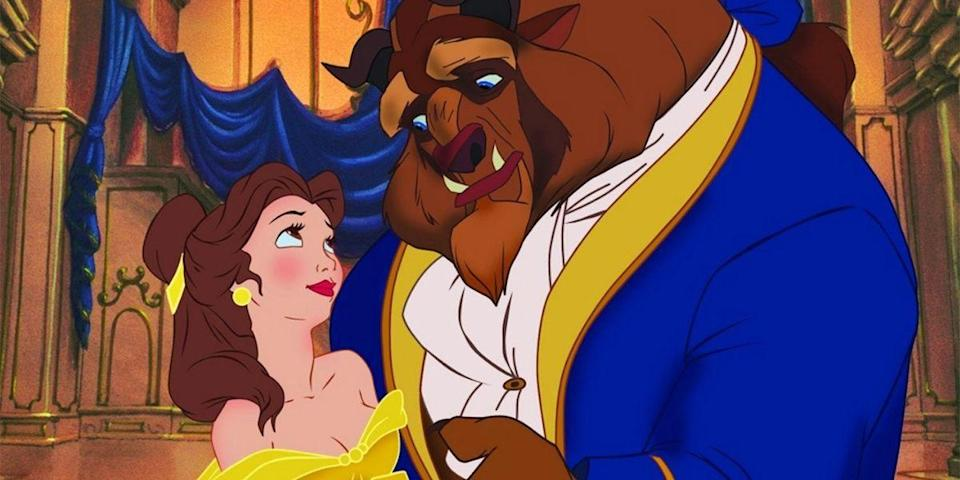 "<p>Don't act like cartoons can't make you swoon. Disney taps into enchantment with an animated tale as old as time: Cursed man must make woman love him to break the spell. Not only were audiences whisked away, but the Academy also—this was the first animated film to receive a Best Picture nom. <a class=""link rapid-noclick-resp"" href=""https://www.amazon.com/Beauty-Beast-Plus-Bonus-Features/dp/B01HE0B638/?tag=syn-yahoo-20&ascsubtag=%5Bartid%7C10056.g.6498%5Bsrc%7Cyahoo-us"" rel=""nofollow noopener"" target=""_blank"" data-ylk=""slk:Watch Now"">Watch Now</a><br></p>"
