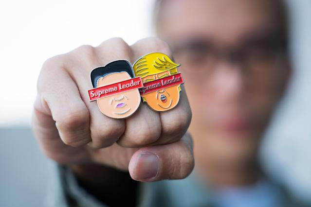 <p>Catch all the updates on North Korea's Kim Jong Un meet U.S.'s Donald Trump in this much awaited summit. </p>